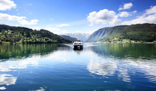 Hardangerfjorden i et nøtteskall
