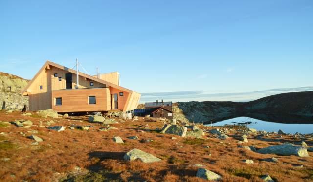 Høgevarde, Norefjell
