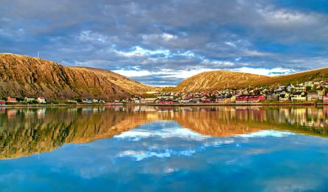 Kjøllefjord, Finnmark