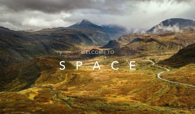 Video Thumbnail - youtube - Welcome to Space | NORWAY