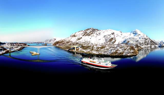 Hanøyvika, Lofoten islands