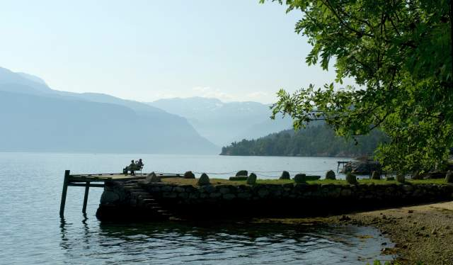 Sognefjord by Balestrand