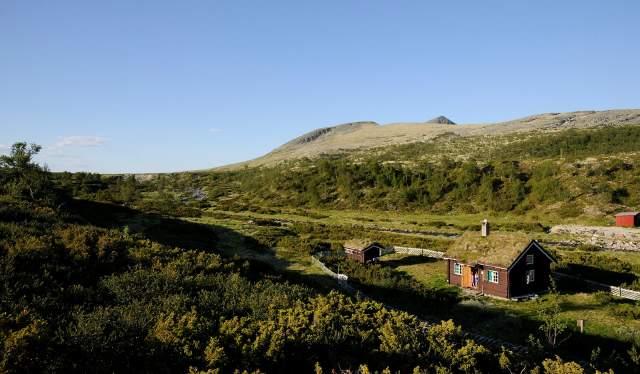 Raudsjødalen, Femundsmarka