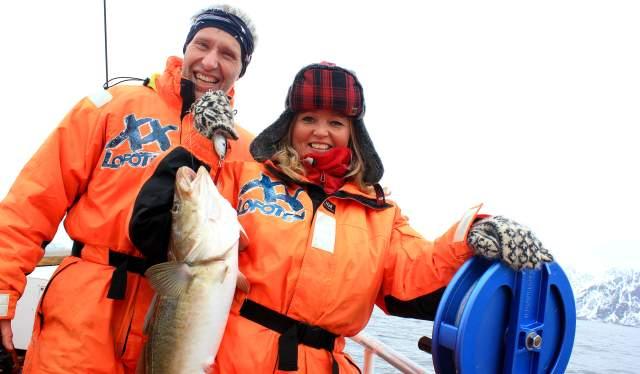 Incentive fishing trips