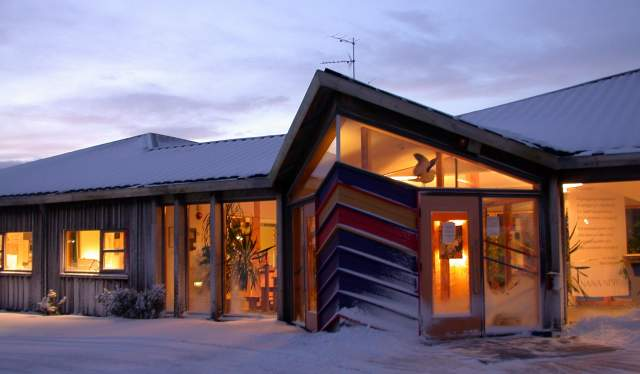 The Sami Museum in Varangerbotn, Northern Norway