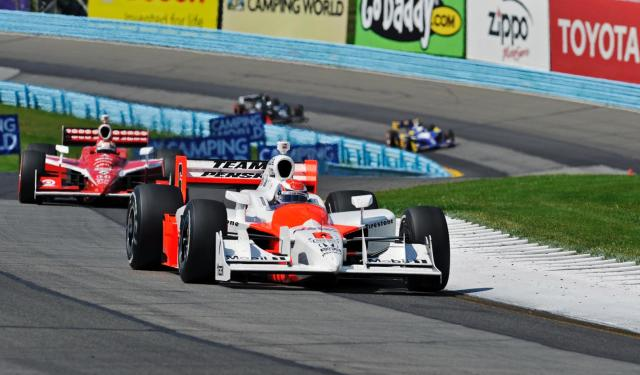 Indy Racing League (IRL) Race at Watkins Glen International