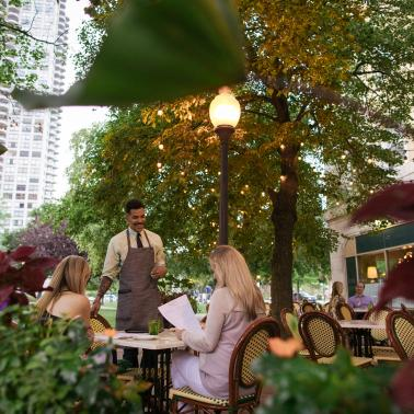 Undercover Alfresco: Chicago Outdoor Dining Off the Beaten Path