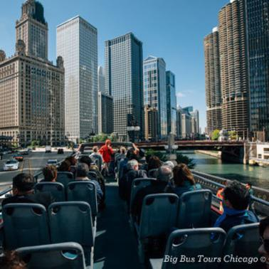 Catch a Ride on One of Chicago's Great Bus Tours Today