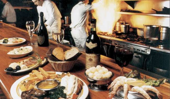 Top Holiday Buffets and Special Menus