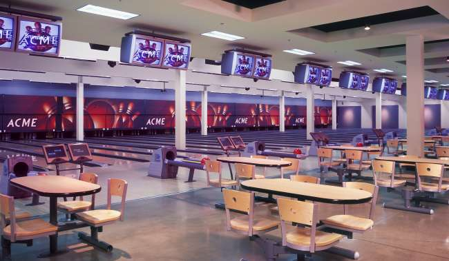 ACME Bowling Alley Lanes