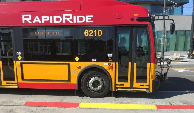 Rapid Ride Bus