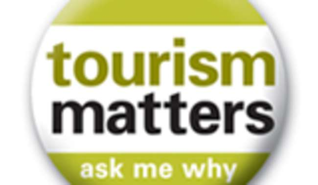 Tourism Matters button