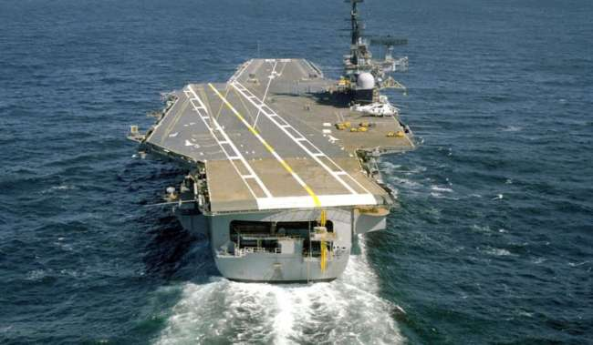USS Independence Military Reunion