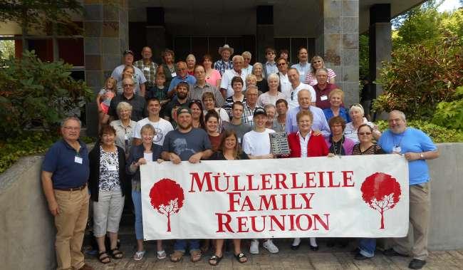 Successful Family Reunion