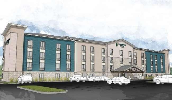 Woodspring Suites Hotel