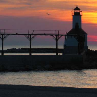 Michigan-City-Lighthouse-Lake-Michigan-South-Shore-Things-to-Do