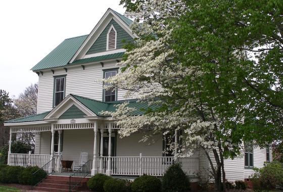 Home of Christopher Bechtler