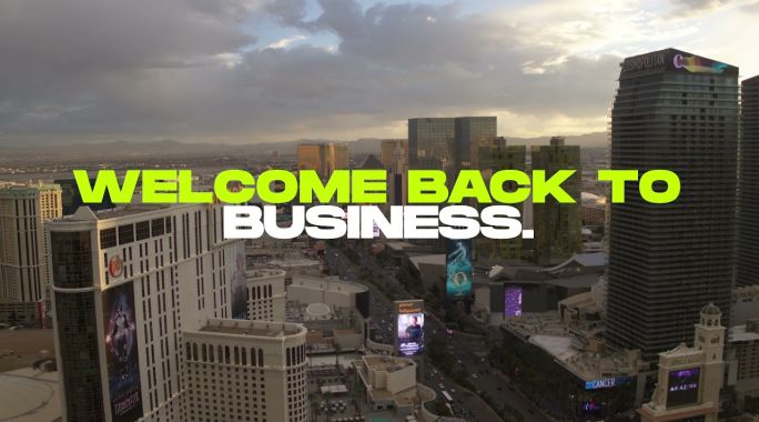 Video Thumbnail - youtube - Las Vegas Welcomes Business Back