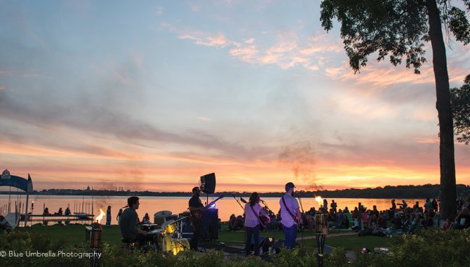 Music on the Lakes