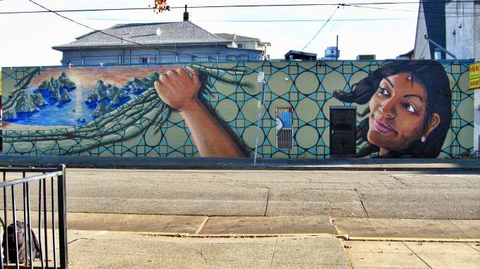 Lower Bottoms Collective Mural