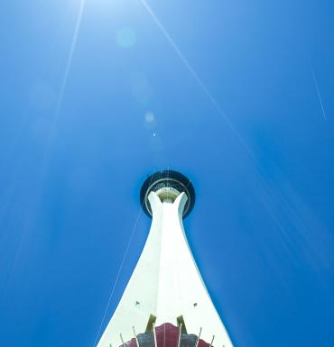 Skyjump at Stratosphere