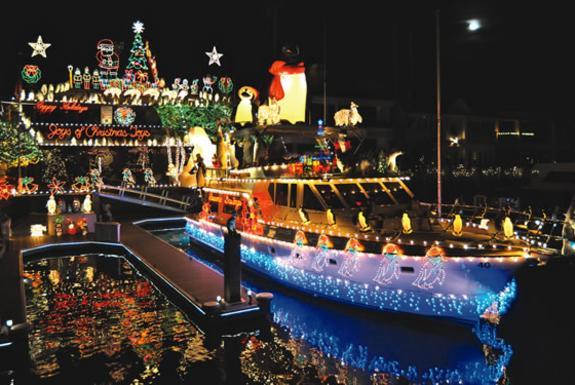 Daytona Beach Christmas Boat Parade Daytona Beach Fl