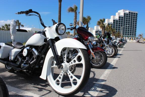 And You Re Cruising Down Iconic A1a With The Wind Ing Through Your Hair A Visit To Daytona Beach Isn T Complete Without Clic Motorcycle