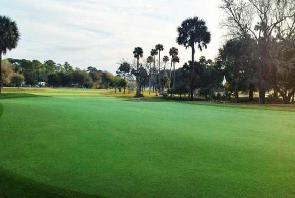 Historic Florida Golf Trail Runs Through The Daytona Beach Area