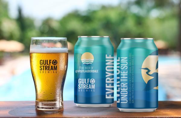 Gulf Stream Brewery's Everyone Under the Sun Beer
