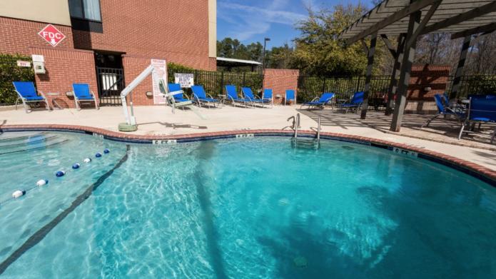 Ecco Suites Augusta Pool