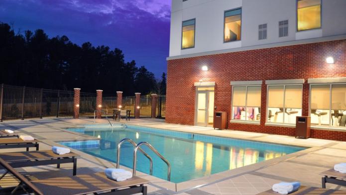 Hyatt Place Augusta Pool