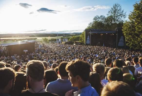 Top 6 Music Festivals
