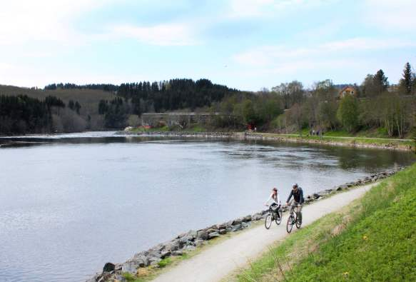 National cycle routes | Long-distance cycling routes through Norway