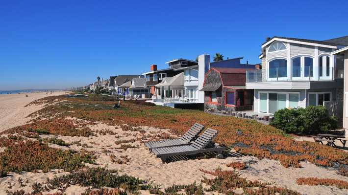 Reminiscent Of A Simpler Era, Sunset Beach Is The Quintessential Southern  California Beach Town.