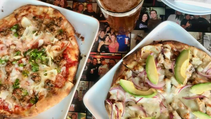 Pizza Loving Visitors To Surf City Can Rest Easy Knowing That Huntington Beach Boasts A Variety Of