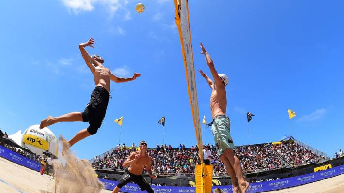 The Avp Ociation Of Volleyball Professionals Is Premier U S Pro Beach League And Features Very Best In Elite Players