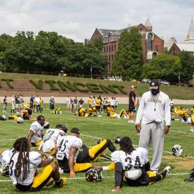 Steelers Training Camp
