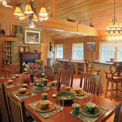 Absolutely Stunning Stonewood Lodge