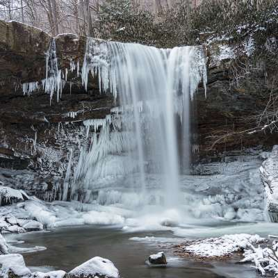 Best Winter Spots in Laurel Highlands for People with Disabilities
