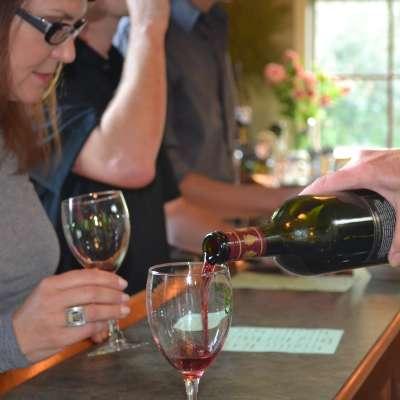 Greendance Wine Tasting