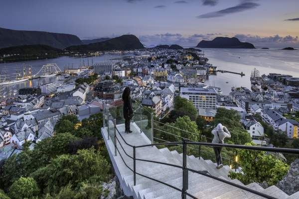 Norwegian Travel Workshop 2019 arrangeres i Ålesund.