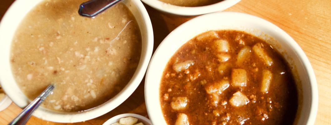 Eau Claire's Favorite Soups