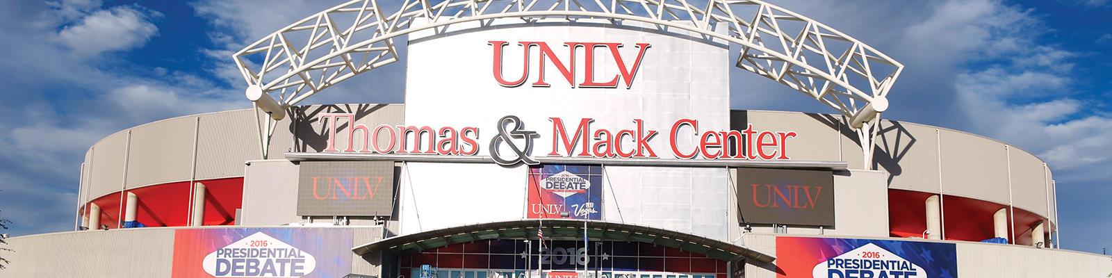 UNLV Thomas & Mack Center