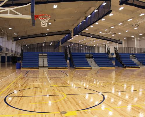 Myrtle Beach Sports Center Indoor Volleyball and Basketball