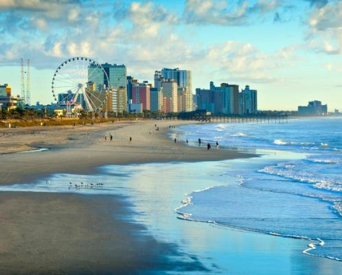 Myrtle Beach Area Fast Facts