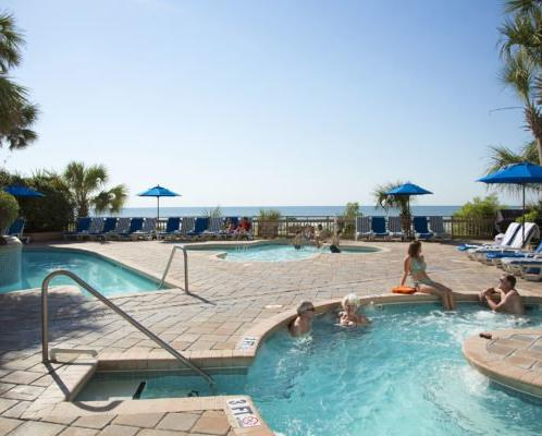 Sea Crest Oceanfront Resort
