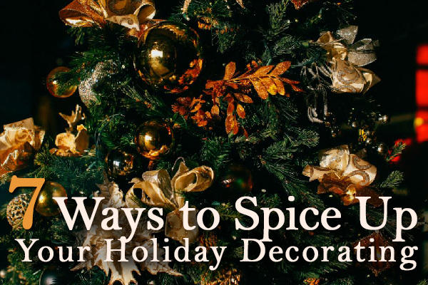 7 ways to spice up your holiday decorating louisiana style - Different Christmas Decorating Styles