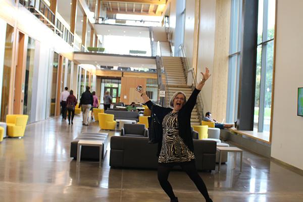 New Meeting Space at University of Oregon | Eugene, Cascades & Coast