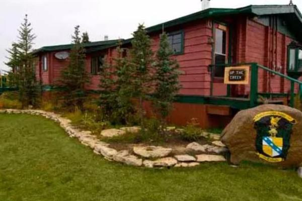 Outdoor picture of Up the Creek B & B