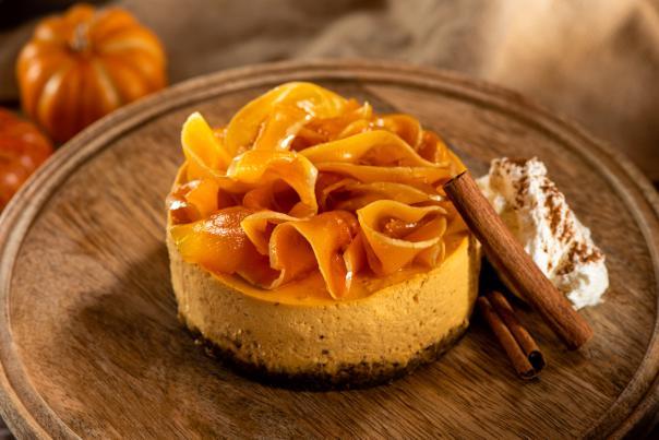 Burlock Coast Thanksgiving Dessert